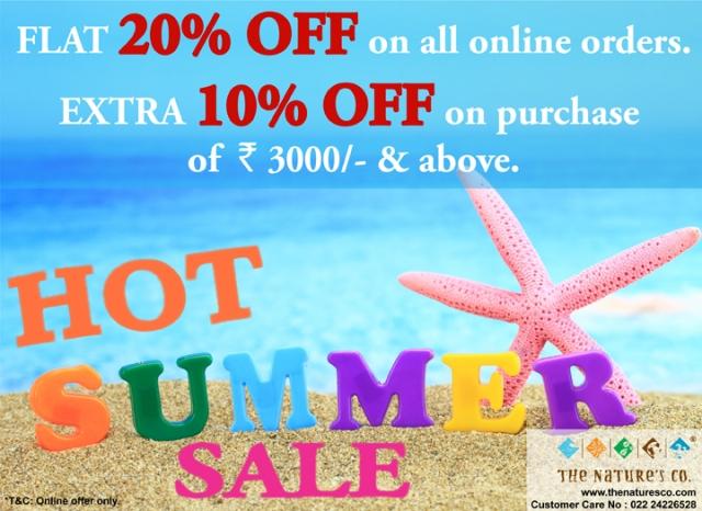 2. Hot Summer Sale