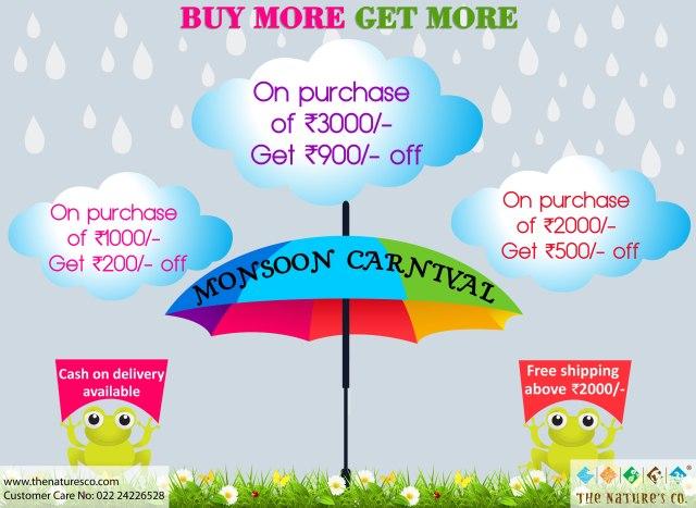 Monsoon Carnival at TNC