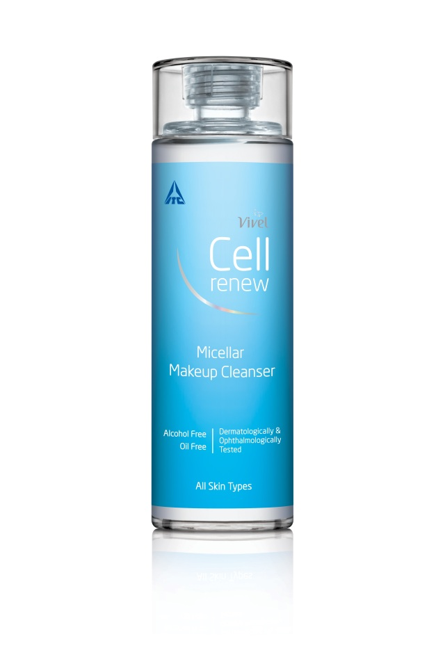 Cell Renew Micellar Makeup Cleanser