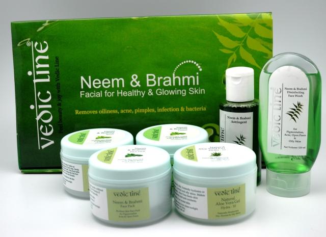 Pic - 1 Neem & Brahmi Facial Kit