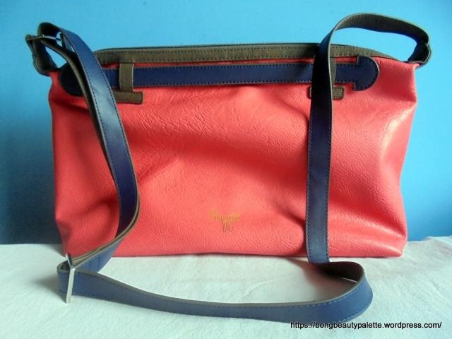 Baggit Handbag  #LChiara Review, Be #Alwayscool