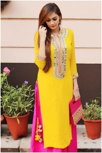 A Guide To Purchasing Office Wears Kurti-style 3