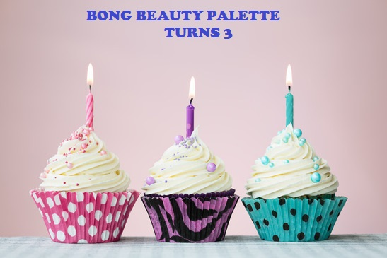 Dear Blog,Happy 3rd Birthday