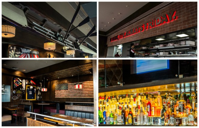 The Decor & Ambiance at TGIF Pune